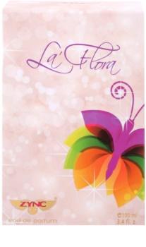Zync La Flora eau de parfum pentru femei 100 ml