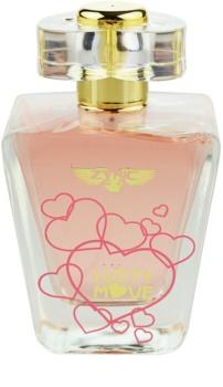 Zync Lusty Move Eau de Parfum for Women 100 ml