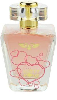 Zync Lusty Move Eau de Parfum para mulheres 100 ml