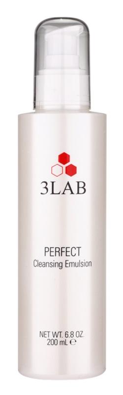 3Lab Cleansers & Toners emulsão de limpeza para todos os tipos de pele inclusive sensível