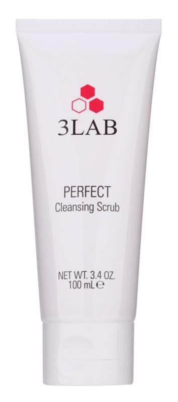 3Lab Cleansers & Toners čisticí peeling pro všechny typy pleti