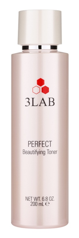 3Lab Cleansers & Toners élénkítő tonik ginzenggel