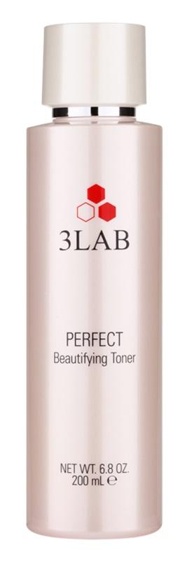 3Lab Cleansers & Toners озаряващ тоник с женшен