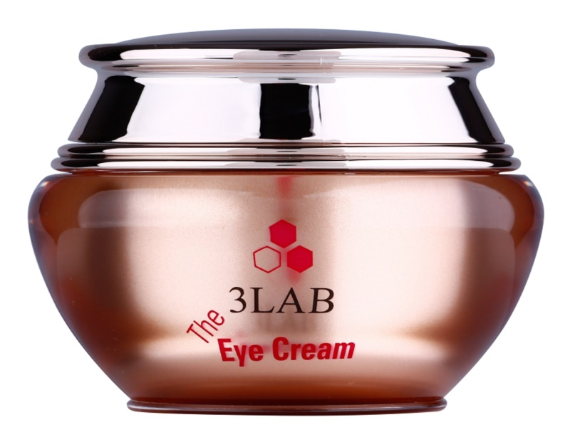 3Lab Ginseng Collection hidratáló szemkrém valódi ginsenggel