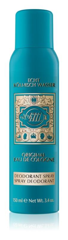 4711 Original Deo Spray unisex 150 ml