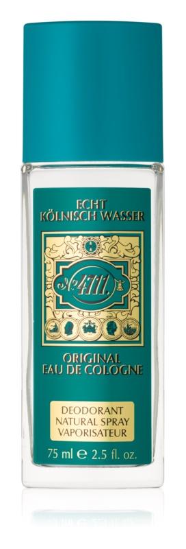 4711 Original deodorant spray unisex 75 ml
