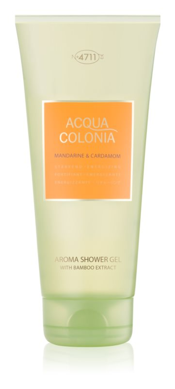 4711 Acqua Colonia Mandarine & Cardamom Douchegel Unisex 200 ml