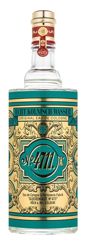 4711 Original eau de cologne unissexo 100 ml