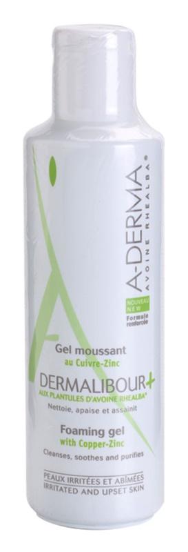 A-Derma Dermalibour+ gel espumoso