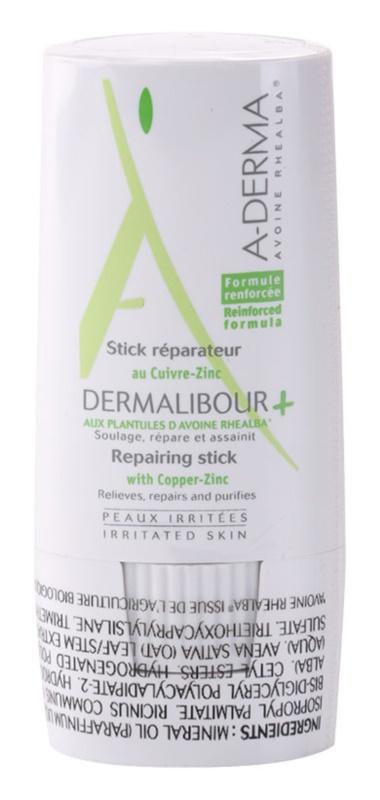 A-Derma Dermalibour+ regenerációs stick az irritált bőrre