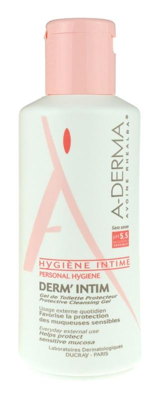 A-Derma Derm´Intim Gel für die intime Hygiene pH 5,5