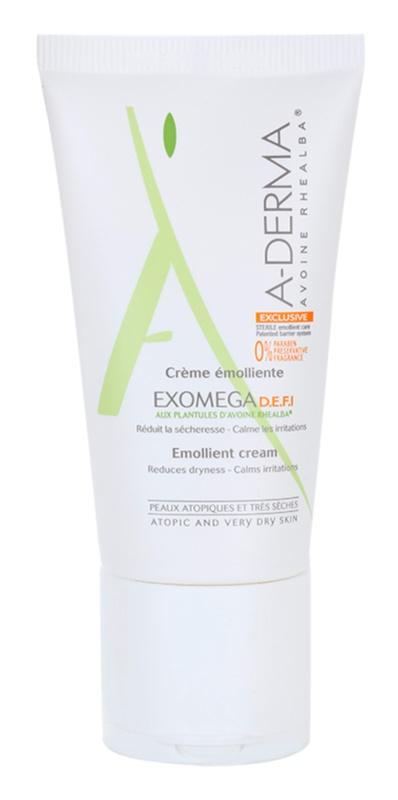 A-Derma Exomega crema per per pelli molto secche, sensibili e atopiche