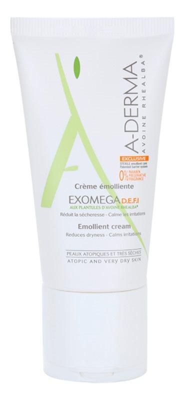 A-Derma Exomega crème pour peaux très sèches et atopiques