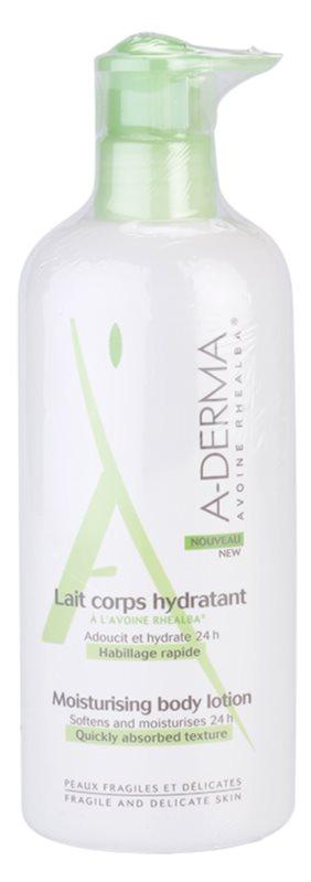 A-Derma Original Care Hydrating Body Lotion