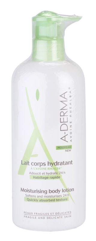 A-Derma Original Care leite corporal hidratante
