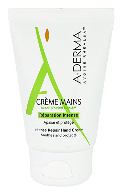 A-Derma Original Care регенериращ крем за ръце