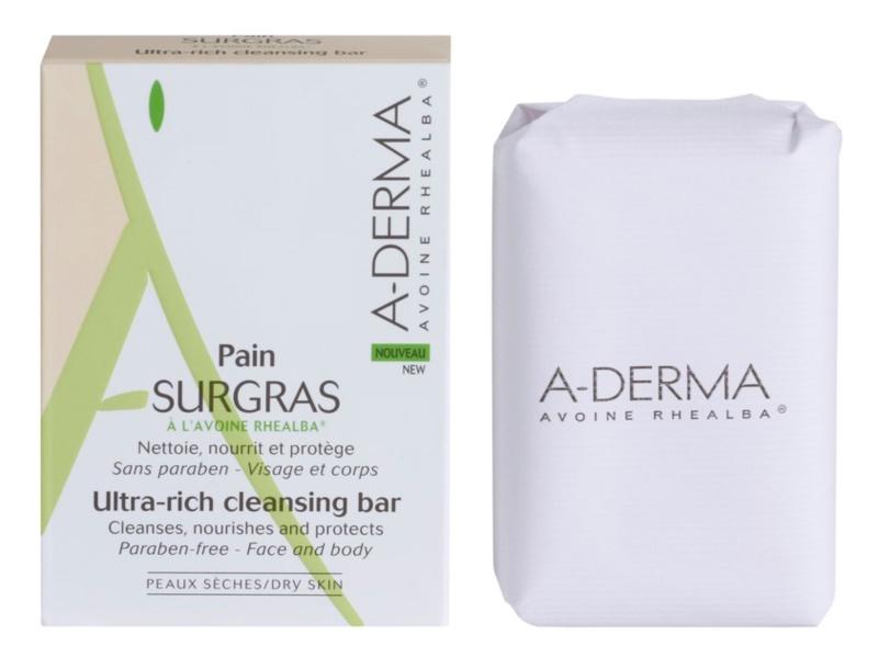 A-Derma Original Care savon doux nettoyant