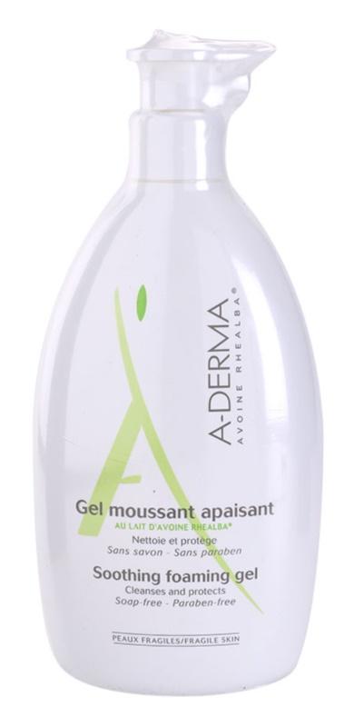 A-Derma Original Care gel moussant pour peaux sensibles