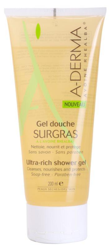 A-Derma Original Care vyživující sprchový gel