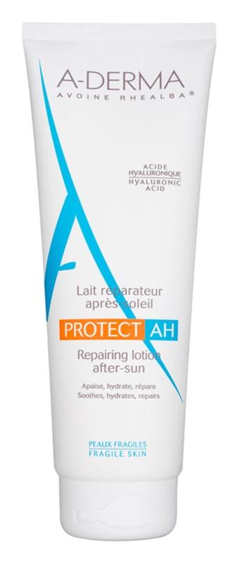 A-Derma Protect AH відновлююче молочко після засмаги