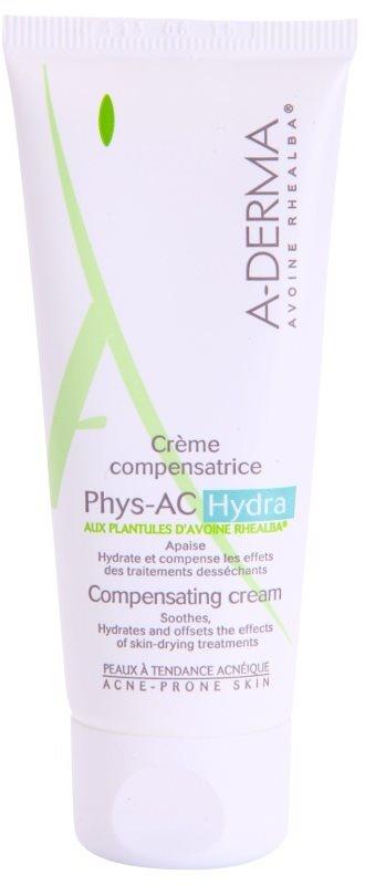 A-Derma Phys-AC Hydra vlažilna krema za razdraženo in izsušeno kožo po zdravljenju aken
