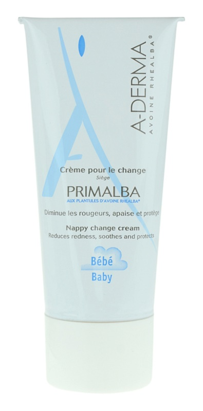 A-Derma Primalba Baby Cream To Treat Diaper Rash
