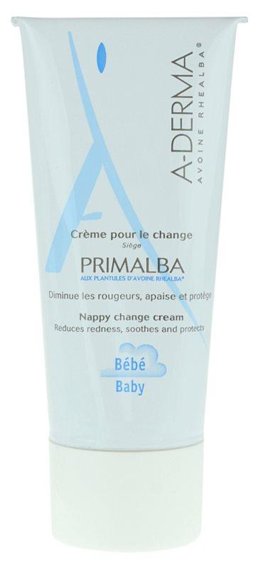 A-Derma Primalba Baby crema contra irritación