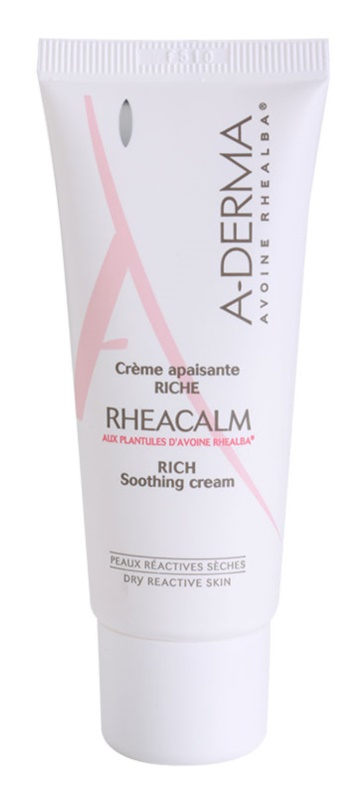 A-Derma Rheacalm Nourishing Soothing Cream For Dry Skin