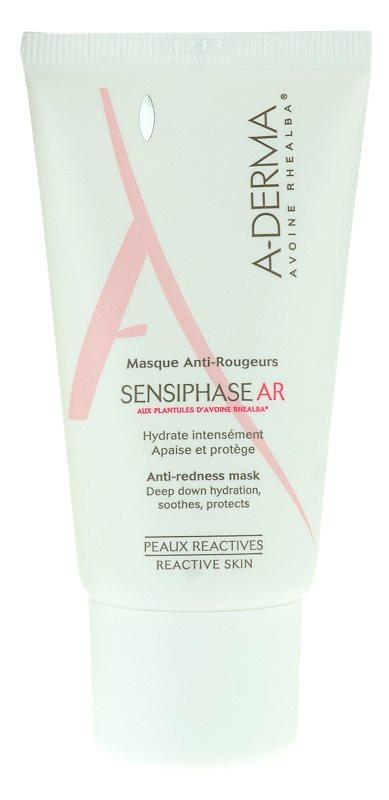 A-Derma Sensiphase AR maska pre citlivú pleť so sklonom k začervenaniu