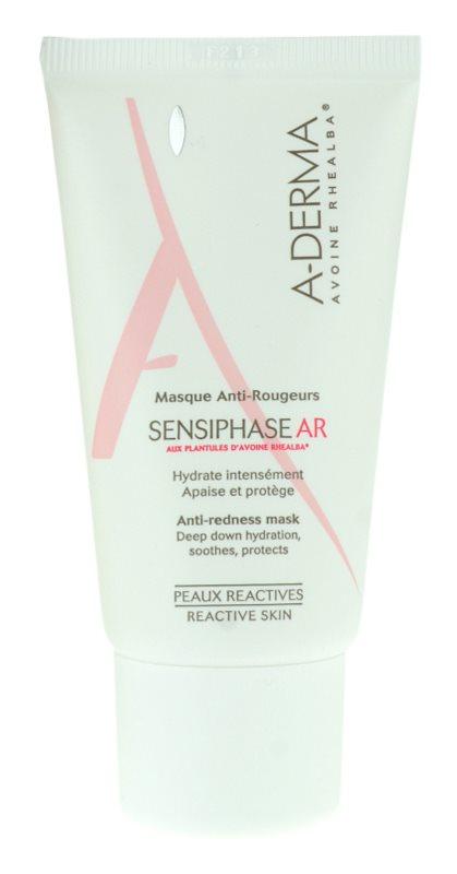 A-Derma Sensiphase AR Maske für empfindliche Haut mit der Neigung zum Erröten