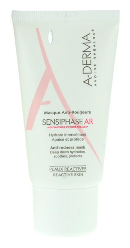 A-Derma Sensiphase AR maszk Érzékeny, bőrpírra hajlamos bőrre