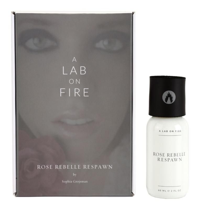 A Lab on Fire Rose Rebelle Respawn туалетна вода унісекс 60 мл