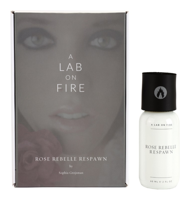 A Lab on Fire Rose Rebelle Respawn toaletní voda unisex 60 ml