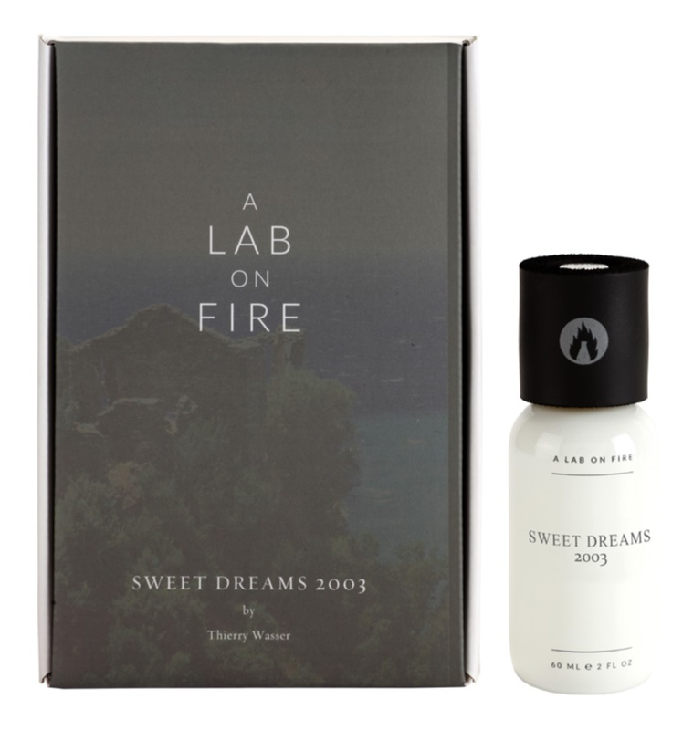 A Lab on Fire Sweet Dream 2003 acqua di Colonia unisex 60 ml