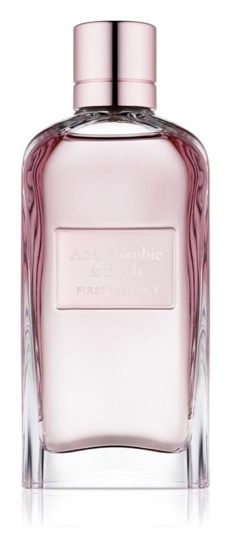Abercrombie & Fitch First Instinct eau de parfum per donna 100 ml