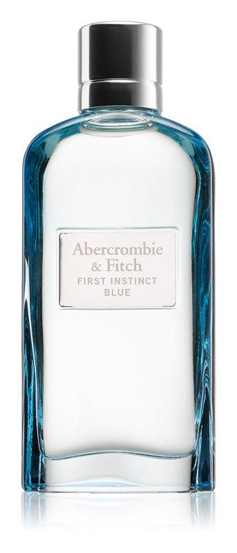 Abercrombie & Fitch First Instinct Blue Eau de Parfum για γυναίκες 100 μλ