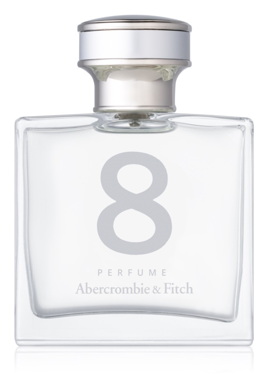 Abercrombie & Fitch 8 eau de parfum nőknek 50 ml