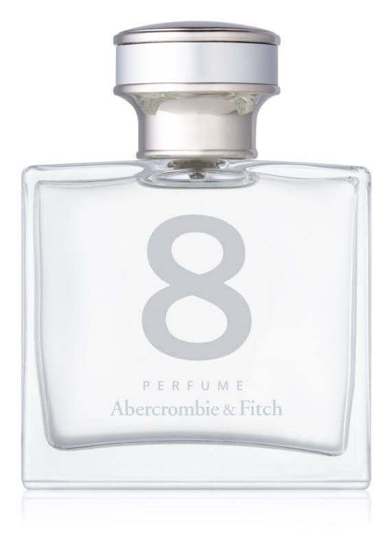 Abercrombie & Fitch 8 Eau de Parfum voor Vrouwen  50 ml