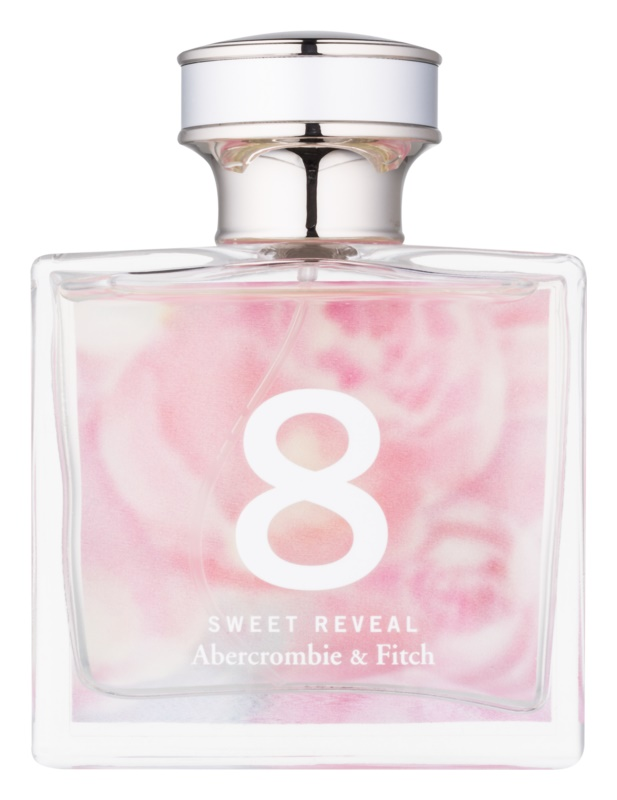 Abercrombie & Fitch 8 Sweet Reveal eau de parfum pentru femei 50 ml