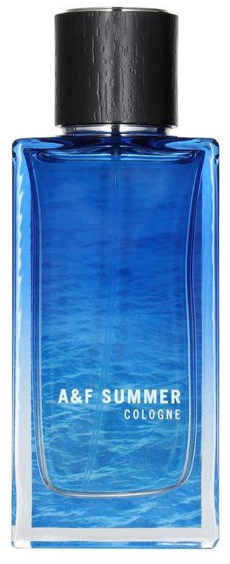 Abercrombie & Fitch A & F Summer одеколон для чоловіків 50 мл