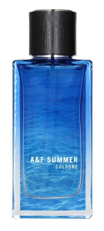 Abercrombie & Fitch A & F Summer acqua di Colonia per uomo 50 ml