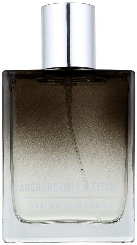 Abercrombie & Fitch Alpine Weekend acqua di Colonia per uomo 50 ml