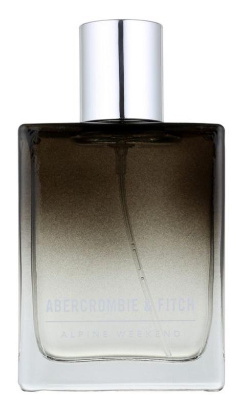 Abercrombie & Fitch Alpine Weekend Eau de Cologne Herren 50 ml