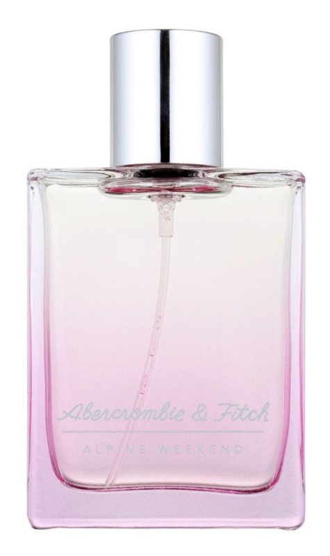 Abercrombie & Fitch Alpine Weekend eau de parfum per donna 50 ml