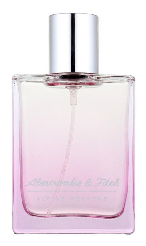 Abercrombie & Fitch Alpine Weekend Eau de Parfum voor Vrouwen  50 ml