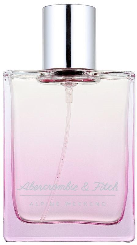 Abercrombie & Fitch Alpine Weekend Parfumovaná voda pre ženy 50 ml
