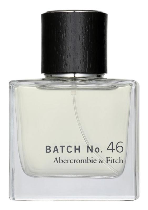 Abercrombie & Fitch Batch No. 46 Eau de Cologne for Men 50 ml