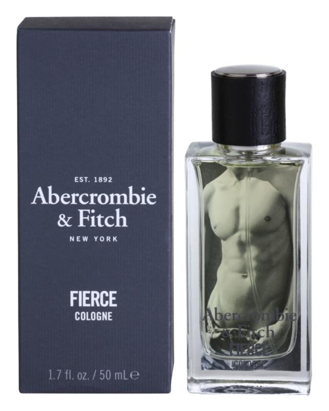 Abercrombie & Fitch Fierce agua de colonia para hombre 50 ml