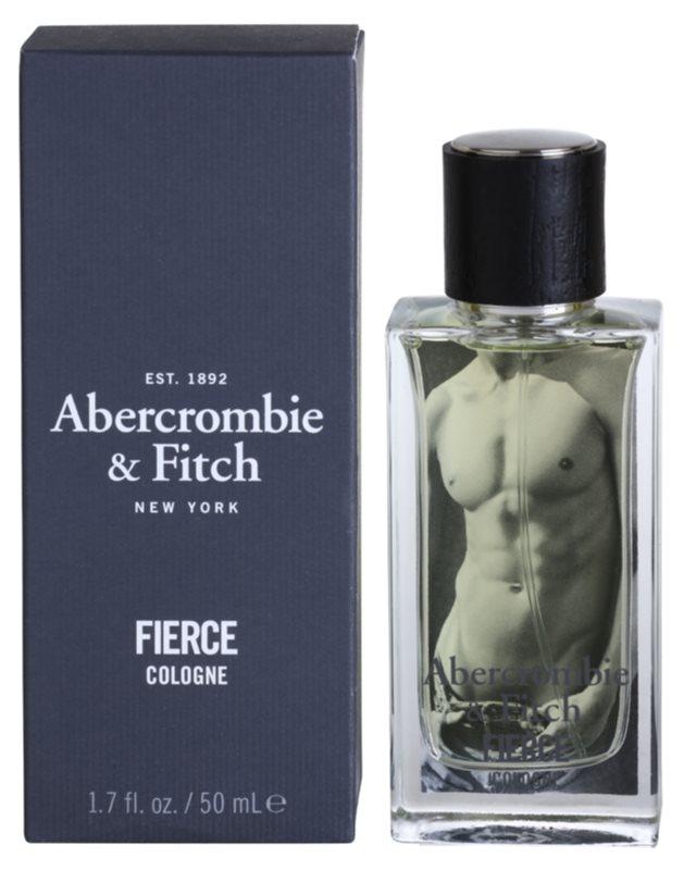 Abercrombie & Fitch Fierce Eau de Cologne for Men 50 ml