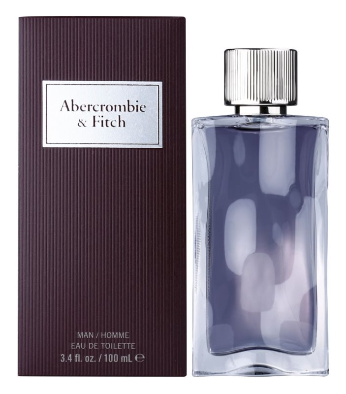 Abercrombie & Fitch First Instinct Eau de Toilette for Men 100 ml